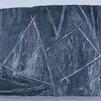 Untitled 62 (gray triangle & square)