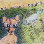 Untitled 13 (cat & dog)