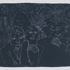 Untitled 88 (black figures)