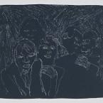 Untitled 88 (black figures)
