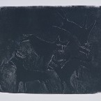 Untitled 97 (black dogs)