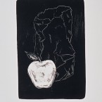 Untitled 100 (apple, paper bag)