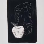 Untitled 100 (apple, paper bag)