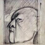 Untitled 145 (cloud head I)