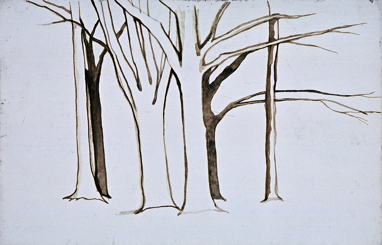 Untitled 150 (tree outlines)