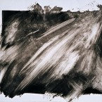 Untitled 151 (splotches, black)