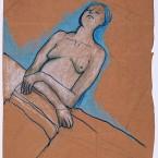 Untitled 156 (sleeping nude)