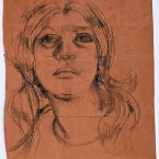 Untitled 157 (self-portrait)