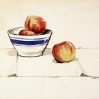 Untitled 189 (apples, bowl)