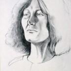 Untitled 204 (self-portrait)