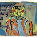 Untitled 9 (Clement Greenberg as a Clown) (NFS)