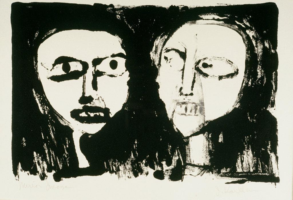 Mirror Image (1986) (sold)