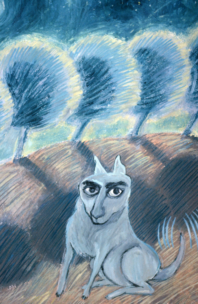 Kafka's Dog (1992) (sold)